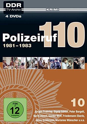 Box 10: 1981-1983 (DDR TV-Archiv) (Softbox) (4 DVDs)