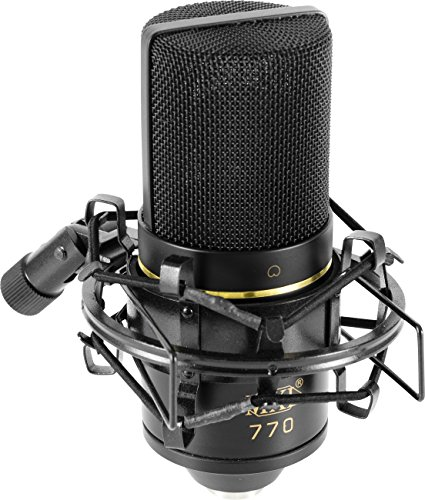 MXL Mics 770 Cardioid Condenser Microphone. Buy it now for 79.95