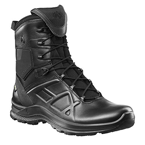 Haix Black Eagle Tactical 2.0 GTX high Black UK 10.0 / EU 45 Schwarz