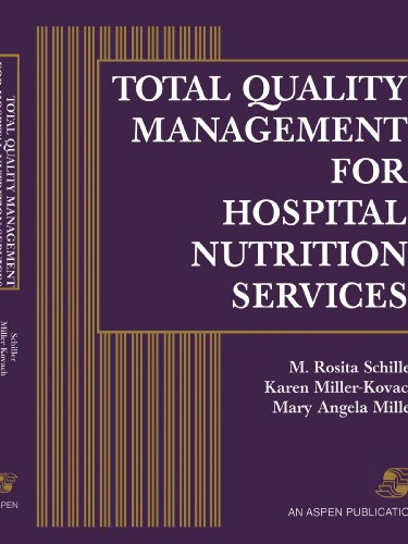 Compare Textbook Prices for Total Quality Management for Hospital Nutr Services 1st Edition ISBN 9780834205512 by Schiller, M. Rosita
