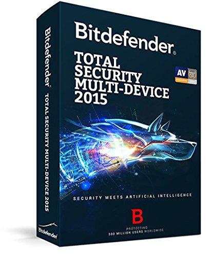 Bit Defender multidispositivo 2 años licencia
