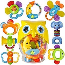 Best owl baby toys for infants