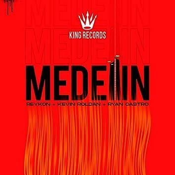 Medellin (feat. Reykon)