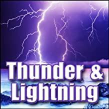 Weather, Lightning - Bolt of Lightning Strikes Close by, Thunder Thunder & Lightning