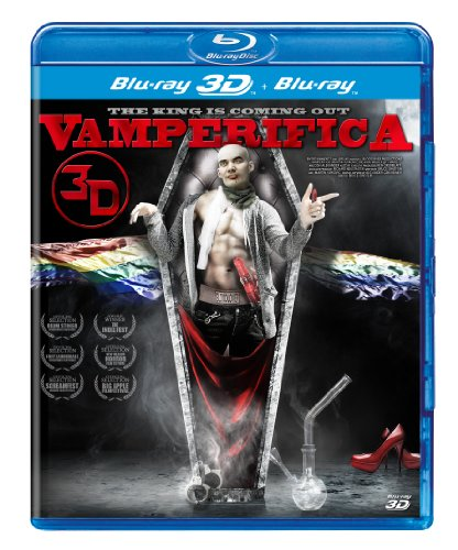 Vamperifica 3D (Blu-ray 3D + Blu-ray) [Reino Unido] [Blu-ray]