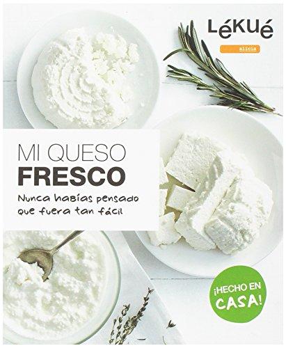 LÉKUÉ 9788416220960 LIBRO QUESO FRESCO ESPAÑOL, Negro, Único