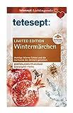 tetesept Badesalz Sinnensalze Wintermärchen Limited Edition - Meersalz Badezusatz - wohlige Wärme fühlen - Pflegebad aus hauchfeinen Puderkristallen, leicht löslich, 10er Pack (10x 60 g)