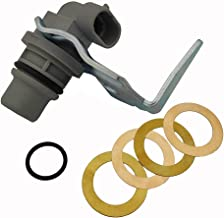 Camshaft Position Sensor/Cam Position Sensor Replaces F7TZ-12K073-B, F7TZ12K073B, F7TZ-12K073-A for Ford 7.3L Powerstroke CPS Sensor - 1997 Ford F250 HD F350, 1999-2003 Ford E350 F250 F350 and More