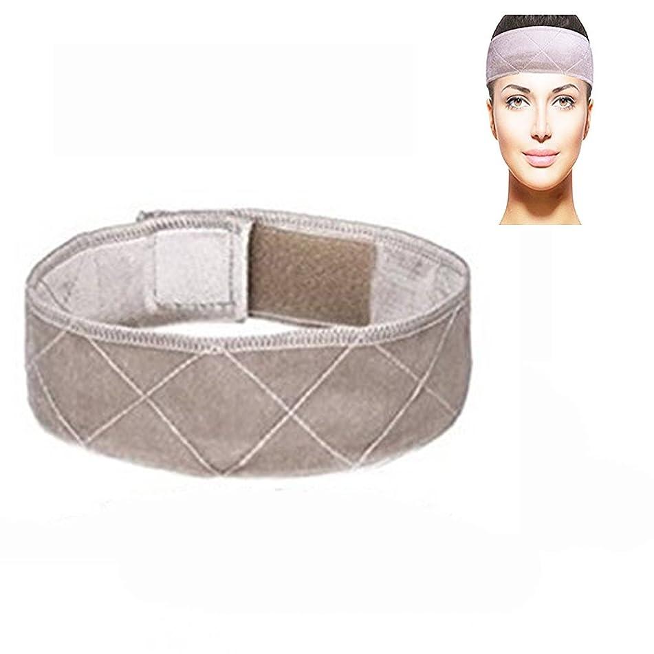 Ancho Wig Grip Adjustable Elastic Headband Fastener Adjustable Wig Band (Beige)