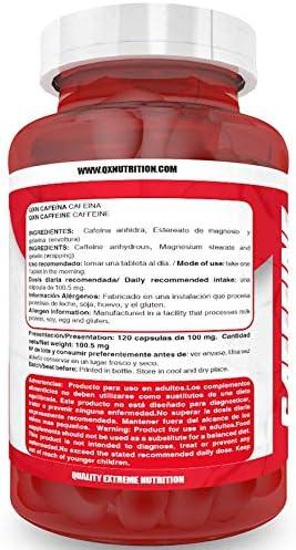 QXN New CLA suplemento quemagrasas – Ácido linoleico conjugado para aumentar tu masa muscular y contribuir en la pérdida de peso – Suplemento quema ...