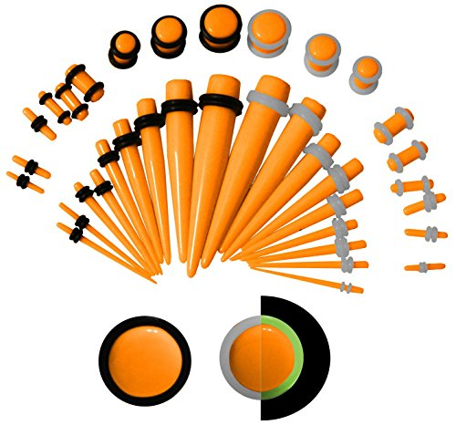 orange starter gauge kit - 2