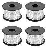 4pcs Steel Rebar Tie Wire 110m 0.8mm for Automatic Rebar Tying Machine