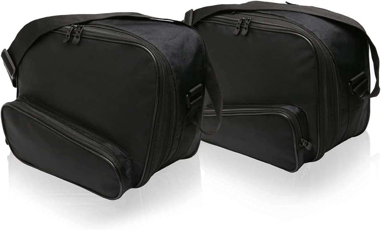 Bolsas, bolsillos interiores adecuados para maletas laterales moto (Vario) de BMW K1200GT, R1200RT, R1250RT, K1300GT, K1600GT, K1600GTL - No. 18