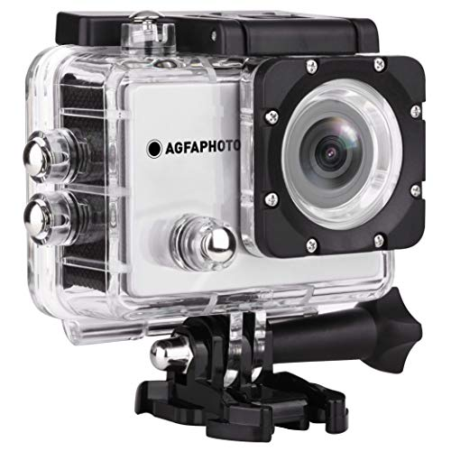 AGFA PHOTO AC5000 GR Action Cam 0, Grigio,