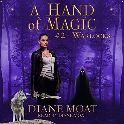 Warlocks Audiobook By Diane Moat cover art