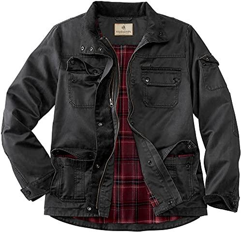 Legendary Whitetails Women's Field Guide Jacket, Black, 1X
