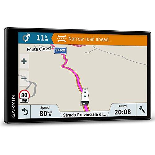 Garmin Camper 770LMT-D 6.95 Inch Sat Nav with Full Europe Lifetime Maps