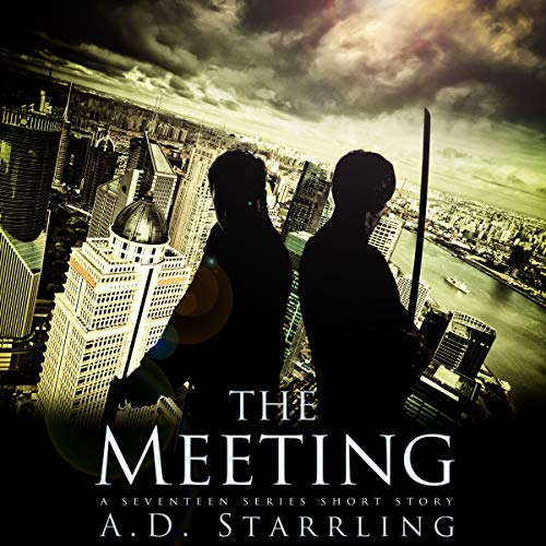 The Meeting audiobook cover art