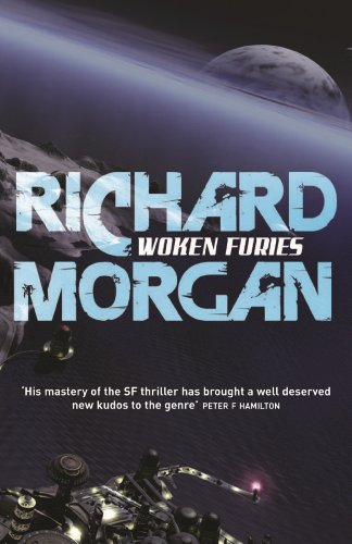 Woken Furies: Netflix Altered Carbon book 3 (Takeshi Kovacs) (English Edition)