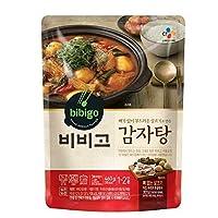 [ビビゴ / bibigo]ビビゴ カムジャタン 460g x 1パック/韓国伝統料理/韓国食品/簡便食/韓国直送 [並行輸入品]