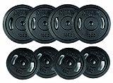 Hammer Set poids 60kg pour Multipress Core 3.0 - Plataforma, Color Negro