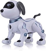 ISO TRADE Interaktiv Roboter Hund Husky Elektronisch Plüsch