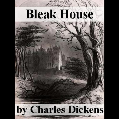 Bleak House  audiobook cover art