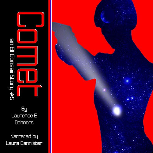 Comet! audiobook cover art