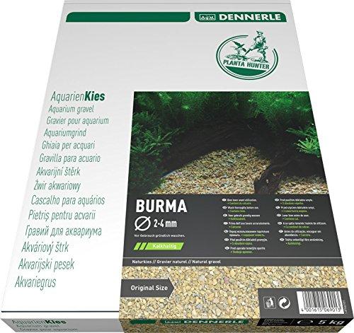 Dennerle 6901 Naturkies Plantahunter Burma, 2-4 mm