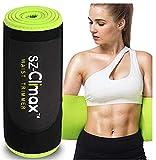 SZ-Climax Cintura per allenamento addominale con tasca per cellulare