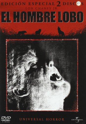 El Hombre Lobo (1941) (Ed.Esp.) [DVD]