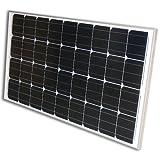 130Watt 130W Solarmodul Solarpanel 12Volt Monokristallin
