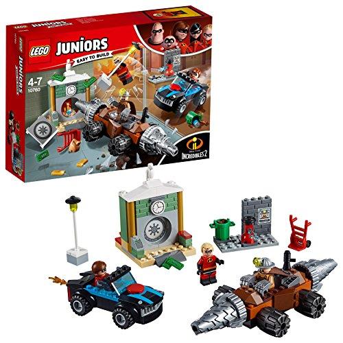 LEGO Juniors 10760 Banküberfall des Tunnelgräbers