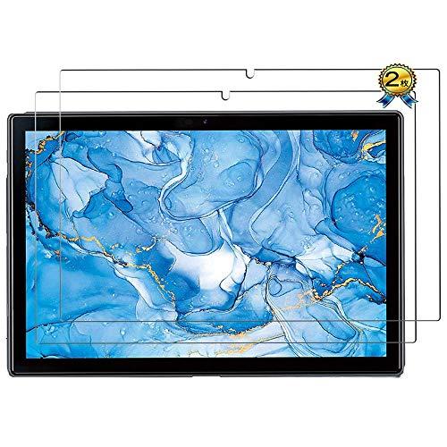 MARR Dragon Touch タブレット 10.1インチ NotePad 102 フィルムアサヒ強化ガラス採用 液晶保護フィルム 9H硬度 ラウンドエッジ加工 ガラスフィルム Dragon Touch タブレット 10.1インチ NotePad 102ット対応【2枚セット】