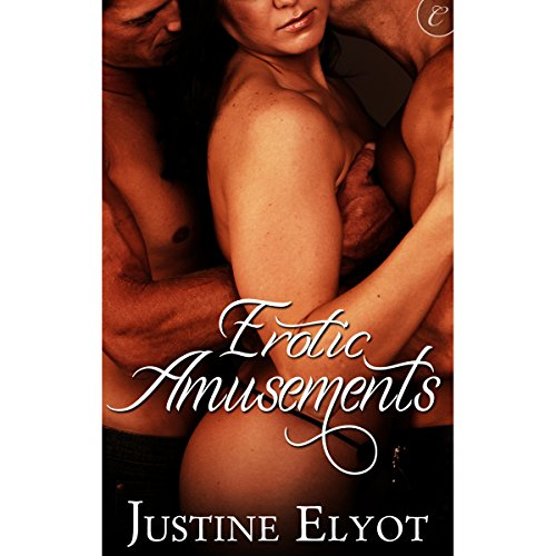 Erotic Amusements audiobook cover art