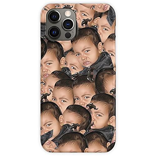 Funny Kanye Comedy Meme West North Kim Kardashian Kimoji Phone Case for All iPhone, iPhone 11, iPhone XR, iPhone 7 Plus/8 Plus, Huawei, Samsung Galaxy