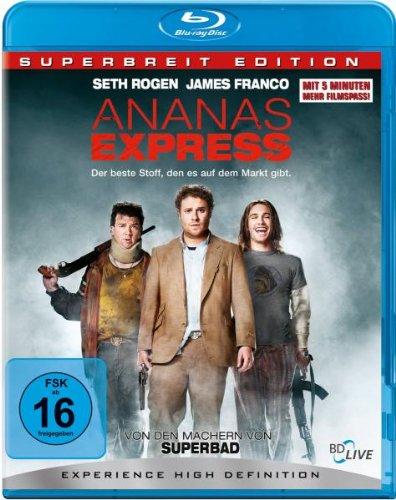 Ananas Express - Superbreit Edition [Blu-ray]