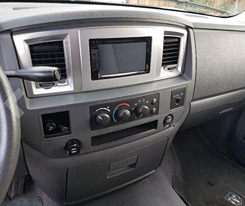 SCOSCHE SU2030SB 2013-Up Subaru Legacy//Outback Double DIN Kit; Silver