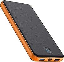 VOOE Batterie Externe 26800mAh [18W PD Charge Rapide], Chargeur Portable Chargement Simultané 3 Appareils [QC 3.0, PD et...