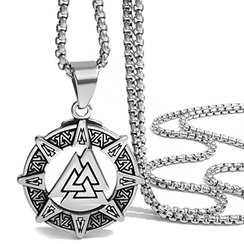 Valknut The Symbol Of Odin And Its Meaning In Norse