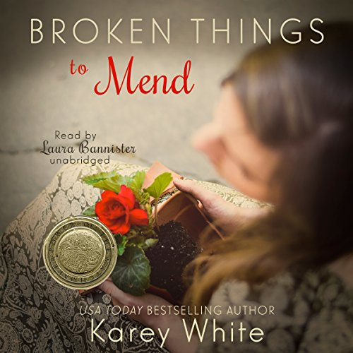 Broken Things to Mend audiobook cover art