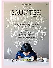SAUNTER Magazine Vol.4(サウンターマガジン第4号)
