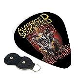Avenged Sevenfold Avenged Sevenfold guitar picks, bass guitar, acoustic guitar, bass and electric guitar picks 6PACK 0.46mm
