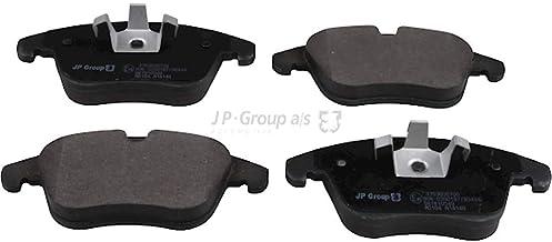 Jp Group 3763600700 - Pastillas de freno para eje delantero