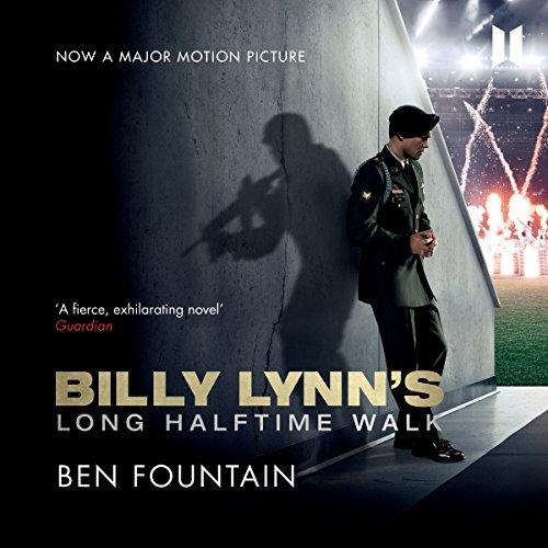 Billy Lynn's Long Halftime Walk cover art