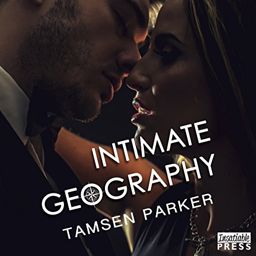 Intimate Geography audiobook cover art