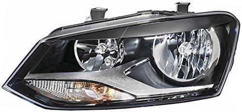 HELLA halogeen koplamp VW POLO 6R rechts.