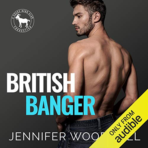 British Banger audiobook cover art