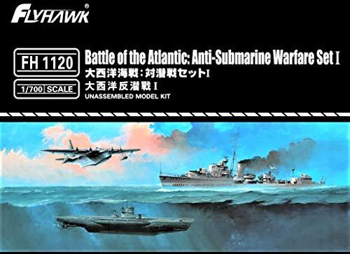 FLYHAWK - Battle of The Atlantic: Anti-Submarine Warfare Set i