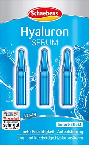 Schaebens Hyaluron Serum (3 X 1ml)